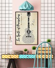 Guitar in spite of ourselves poster 11x17 Poster lifestyle-poster-6