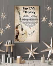 Guitar have I told you lately lyrics poster 11x17 Poster lifestyle-holiday-poster-1