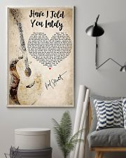 Guitar have I told you lately lyrics poster 11x17 Poster lifestyle-poster-1