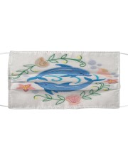 Dolphin face mask Cloth face mask front