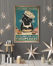 Cat i just baked you some shut the fucupcakes post 11x17 Poster lifestyle-holiday-poster-1