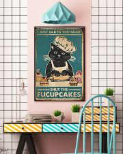 Cat i just baked you some shut the fucupcakes post 11x17 Poster lifestyle-poster-6