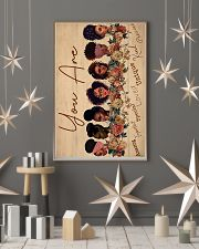 Black girls you are amazing important special love 11x17 Poster lifestyle-holiday-poster-1