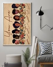 Black girls you are amazing important special love 11x17 Poster lifestyle-poster-1