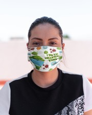 Grinch I hate wearing face mask Cloth Face Mask - 3 Pack aos-face-mask-lifestyle-03