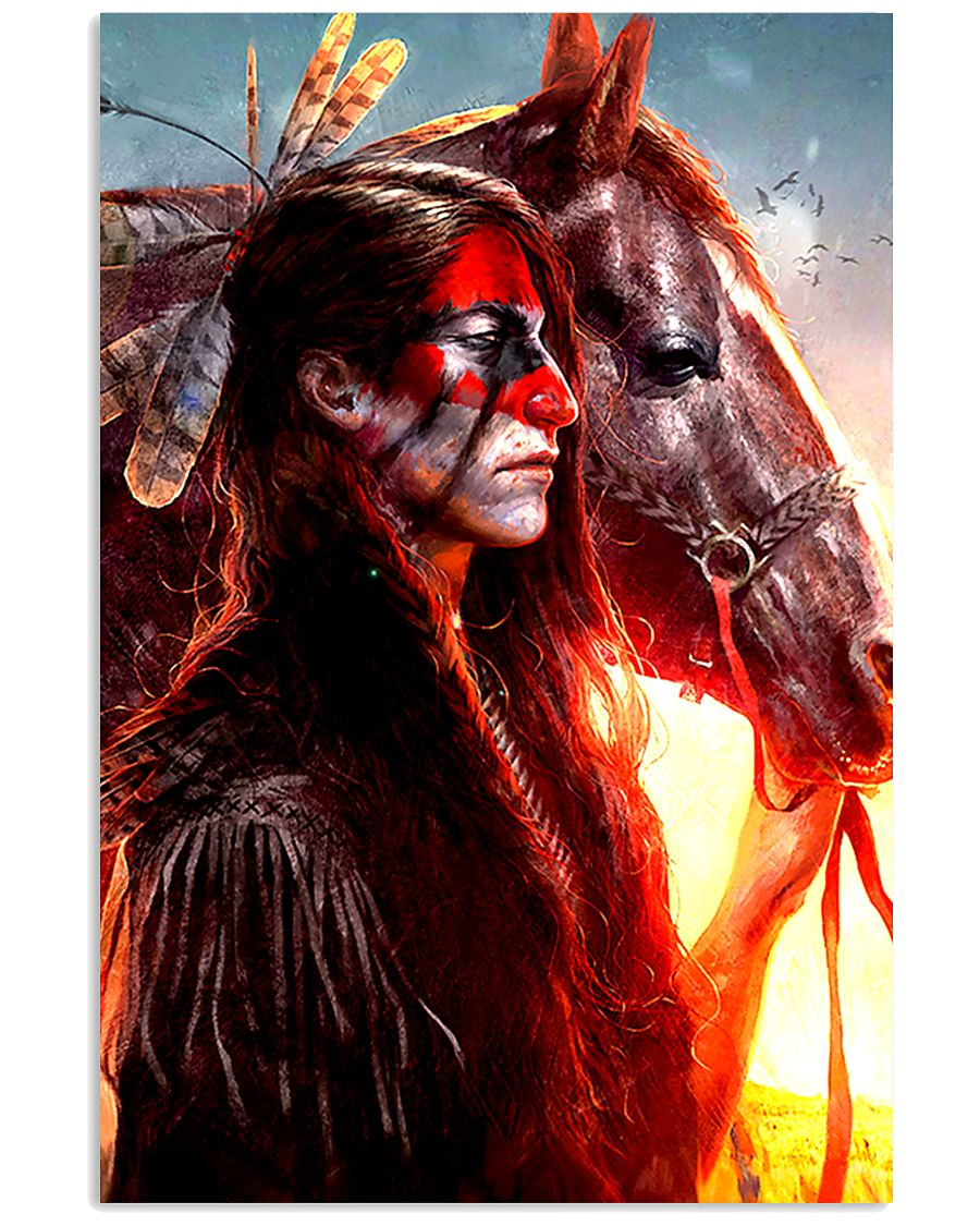Native American Poster 24x36 Poster