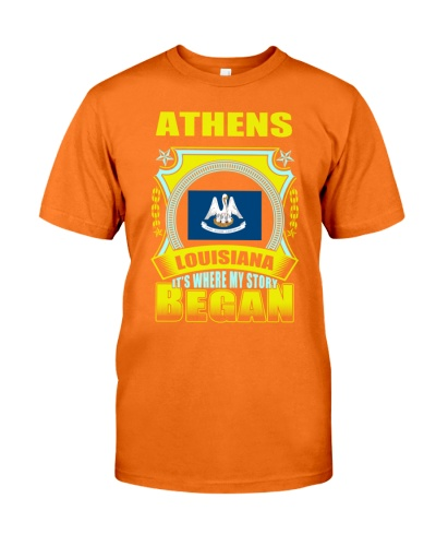 Athens-LA proud awesome Shirt