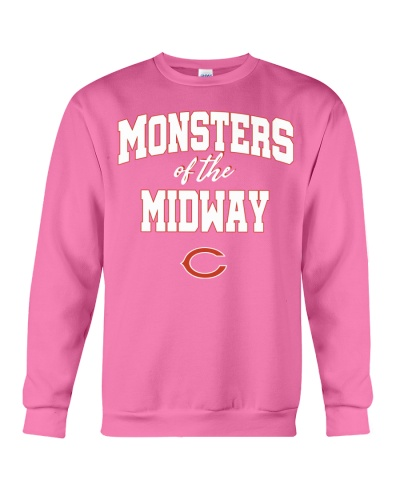 Monsters of the midway hoodie