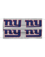 face mask ny giants Cloth face mask front