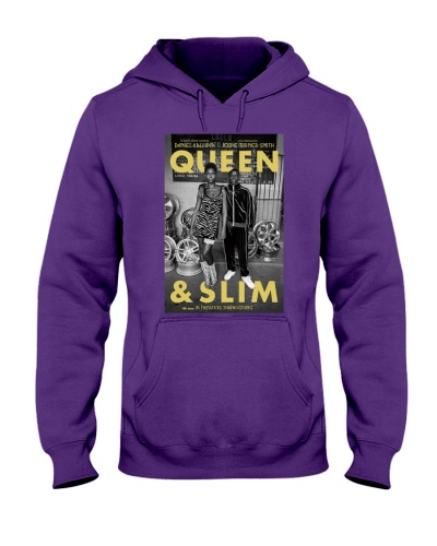queen and slim t shirt