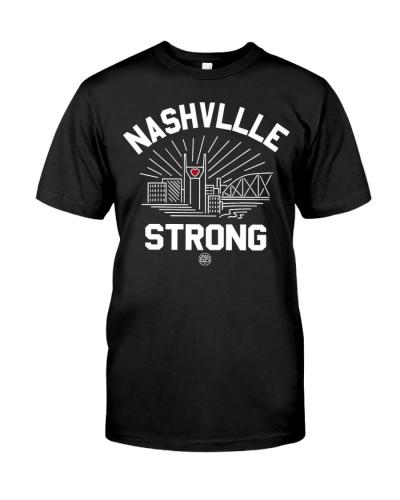 Nashville strong shirt