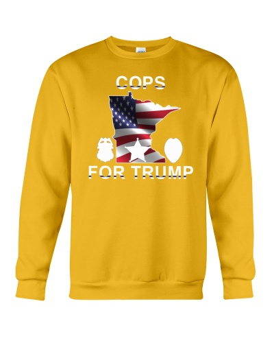 cops for trump shirt