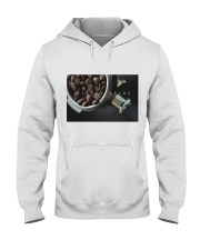 Rise and Grind Hooded Sweatshirt front