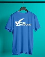 Check The Resume Premium Fit Mens Tee lifestyle-mens-crewneck-front-3