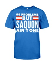 99 Problems But Saquon Ain't One   Premium Fit Mens Tee thumbnail