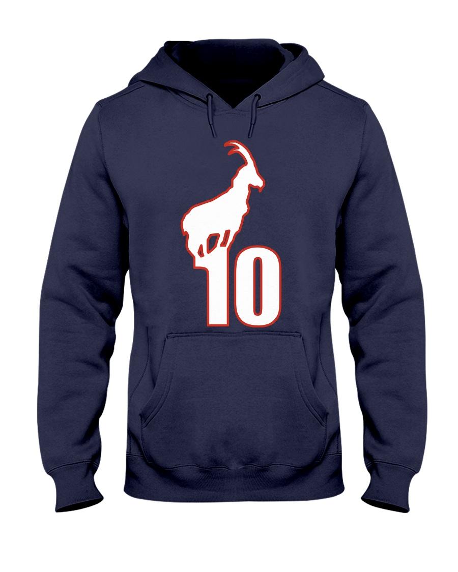 Goat 10 Hooded Sweatshirt