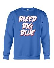 BleedBigBlue Podcast   Crewneck Sweatshirt thumbnail