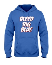 BleedBigBlue Podcast   Hooded Sweatshirt thumbnail