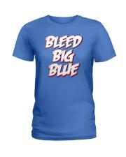 BleedBigBlue Podcast   Ladies T-Shirt thumbnail