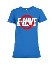 E-Hive ELIminator Premium Fit Ladies Tee thumbnail