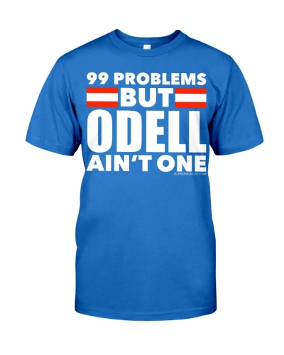 99 Problems But Odell Ain't One