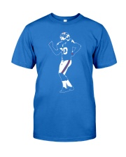 It's Salsa Time Premium Fit Mens Tee front