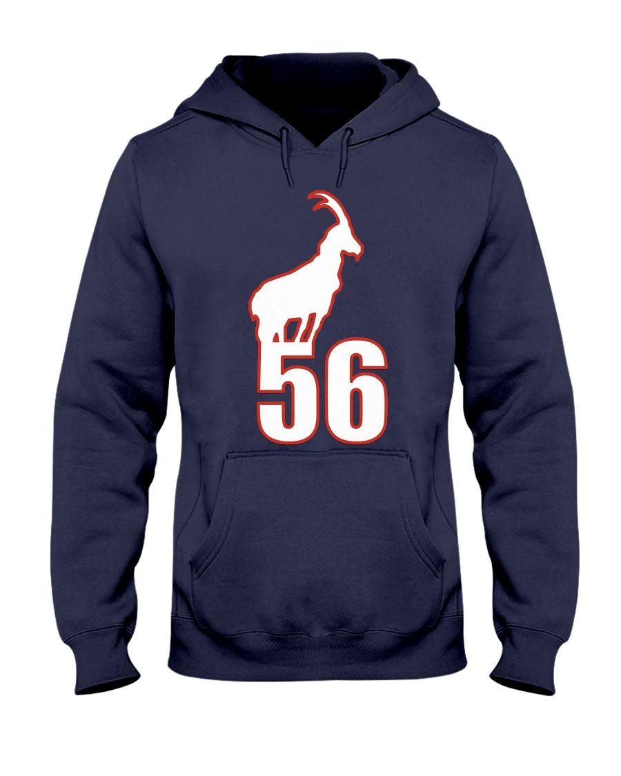 GOAT 56 Hooded Sweatshirt