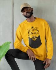 BEARD GOD MERCH Crewneck Sweatshirt apparel-crewneck-sweatshirt-lifestyle-front-08
