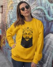 BEARD GOD MERCH Crewneck Sweatshirt lifestyle-unisex-sweatshirt-front-3