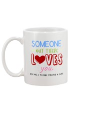 Someone Out There Mug back