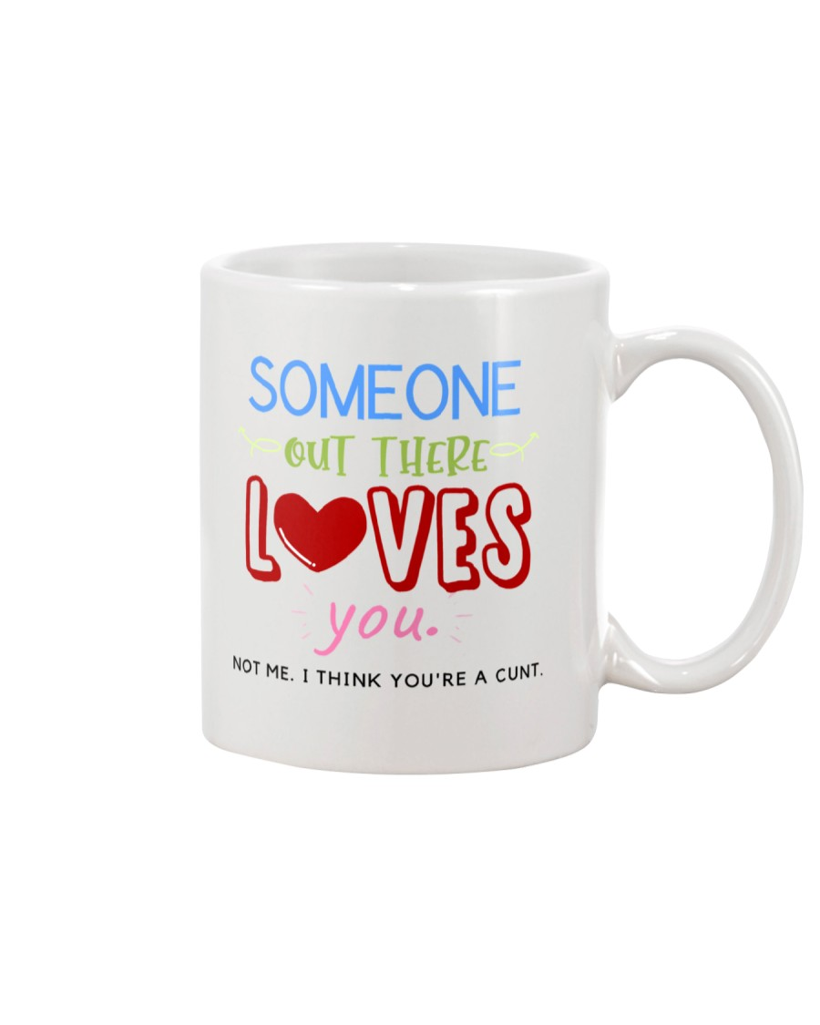 Someone Out There Mug