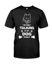 Akita dog lover gifts Classic T-Shirt front