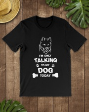 Akita dog lover gifts Classic T-Shirt lifestyle-mens-crewneck-front-18