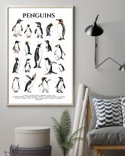 Penguin funny poster 11x17 Poster lifestyle-poster-1