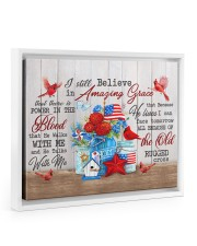I Still In Amazing Grace - Canvas 14x11 White Floating Framed Canvas Prints thumbnail