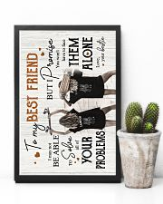 Bestie - Poster 16x24 Poster lifestyle-poster-8