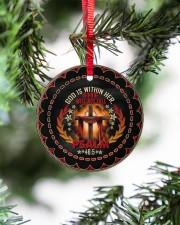 God - Cross Circle ornament - single (porcelain) aos-circle-ornament-single-porcelain-lifestyles-07