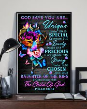 God - God Says You Are - Poster 16x24 Poster lifestyle-poster-2