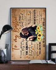 TO MY BESTIE - GIRLS - THANK YOU 16x24 Poster lifestyle-poster-2