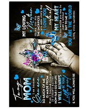 To My Mom - God - Poster 16x24 Poster front