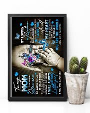 To My Mom - God - Poster 16x24 Poster lifestyle-poster-8