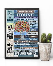 In this house - God - Poster 16x24 Poster lifestyle-poster-8