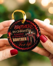 God - Cross Circle ornament - single (porcelain) aos-circle-ornament-single-porcelain-lifestyles-08