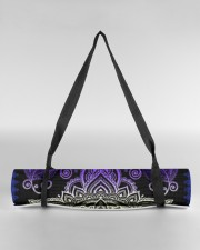 God - Cross - Yoga mats Yoga Mat 24x70 (vertical) aos-yoga-mat-lifestyle-30