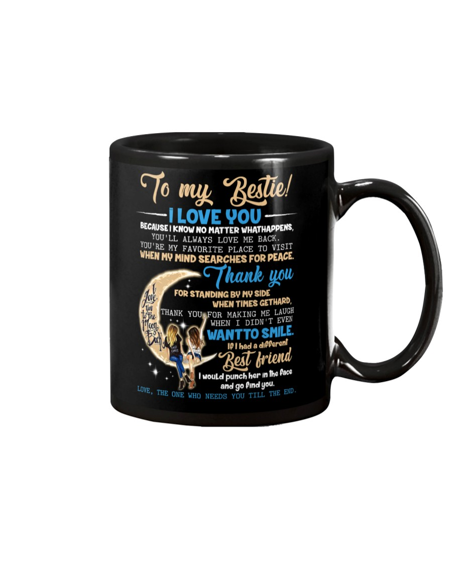 TO MY BESTIE - GIRLS - THANK YOU Mug