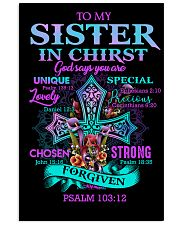 God - Sisters In Christ - Poster 16x24 Poster front