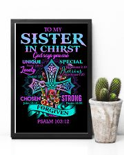 God - Sisters In Christ - Poster 16x24 Poster lifestyle-poster-8