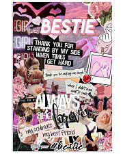 Poster - Bestie 16x24 Poster front