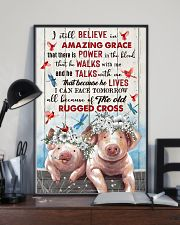 POSTER - GOD - PIG 16x24 Poster lifestyle-poster-2