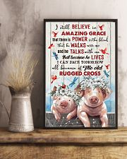 POSTER - GOD - PIG 16x24 Poster lifestyle-poster-3